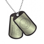 Ghost Recon Future Solider Dog Tags