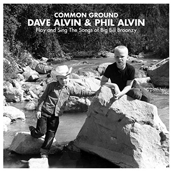 Dave Alvin and Phil Alvin - Common Ground Vinyl