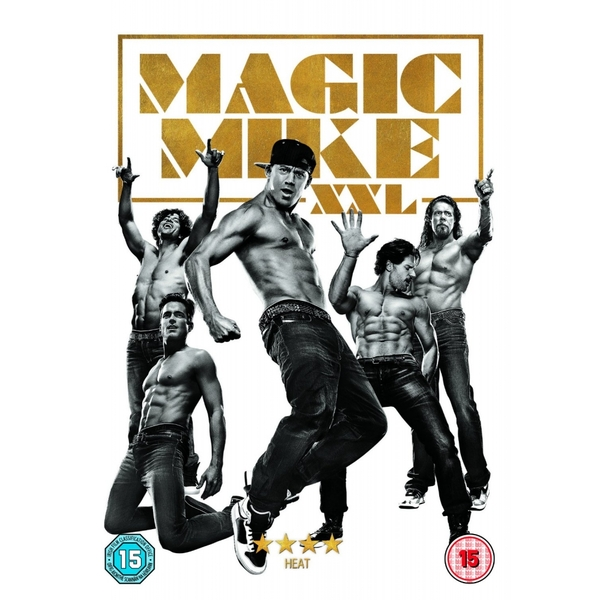 Magic Mike XXL 2015 DVD