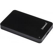 Intenso 1TB Memory Case USB 3.0 5400rpm 2.5 Inch External Hard Drive Black