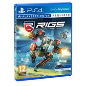 RIGS Mechanized Combat League PS4 Game (PSVR Required)