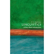 Linguistics: A Very Short Introduction by P. H. Matthews (Paperback, 2003)