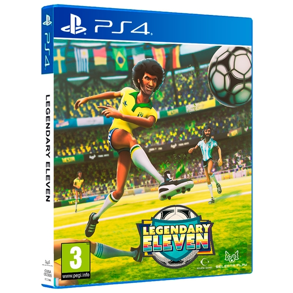 Legendary Eleven PS4 Game