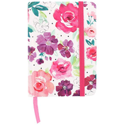 Floral Fusion A6 Notebook Pack Of 6