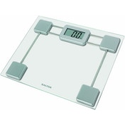 Salter Compact Glass Electronic Bathroom Scale
