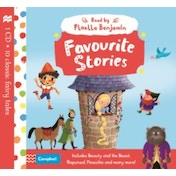 Favourite Stories Audio by Campbell Books (CD-Audio, 2017)
