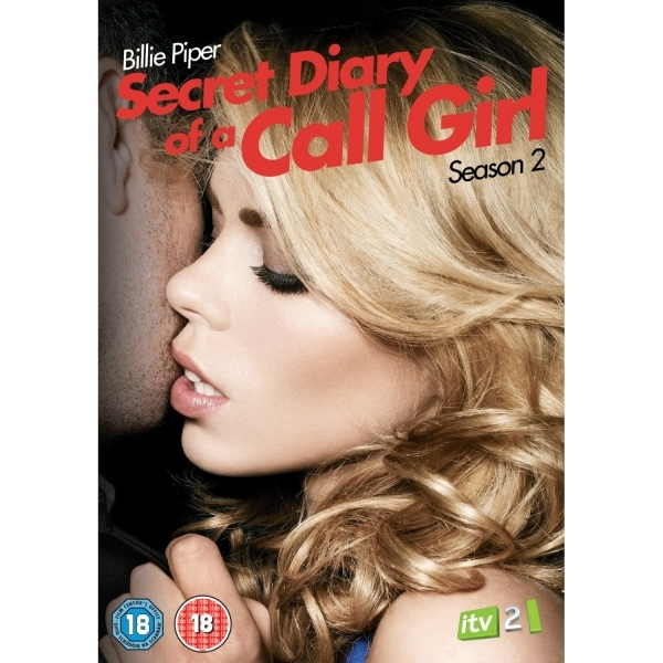 Secret Diary Of A Call Girl Series 2 DVD