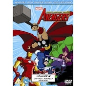 Avengers - Earth's Mightiest Heroes - Vol. 2 DVD