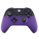 Purple Shadow Xbox One S Controller