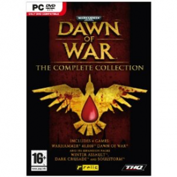 Warhammer Dawn of War The Complete Collection Game PC