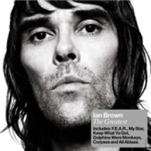 Ian Brown The Greatest CD