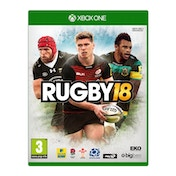 Rugby 18 Xbox One Game
