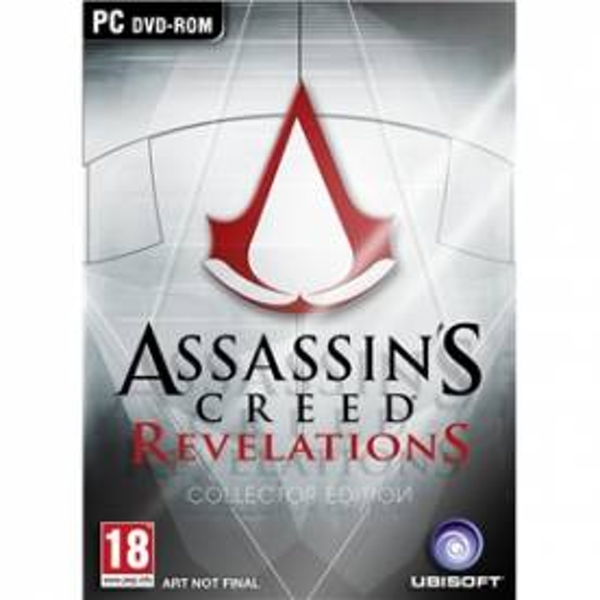 Assassin's Creed Revelations Collector's Edition PC Game