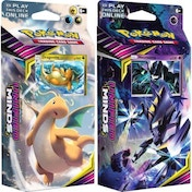 Pokemon TCG: Sun & Moon 11 Unified Minds Theme Deck (1 at Random)