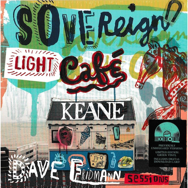 Keane - Sovereign Light Café / Disconnected (RSD 2019) Vinyl