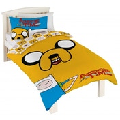Adventure Time Jake Single Duvet Cover Set