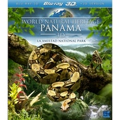 World Natural Heritage Panama 3D Blu-ray