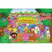 Moshi Monsters Landscape Maxi Poster