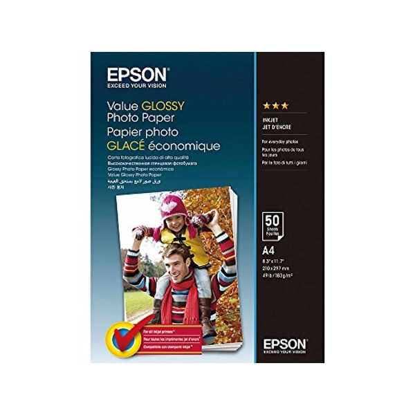 Epson C13S400036 A4 Glossy Photo Paper