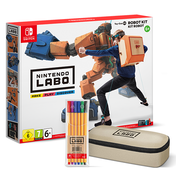 Nintendo Labo Toy-Con 02: Robot Kit for Nintendo Switch with Pencil Case & Marker Set