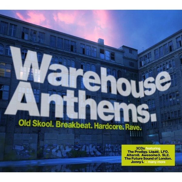 Warehouse Anthems Box Set 3CD