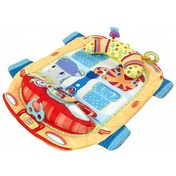 Bright Starts Neutral Tummy Cruiser	Activity Prop & Play Mat