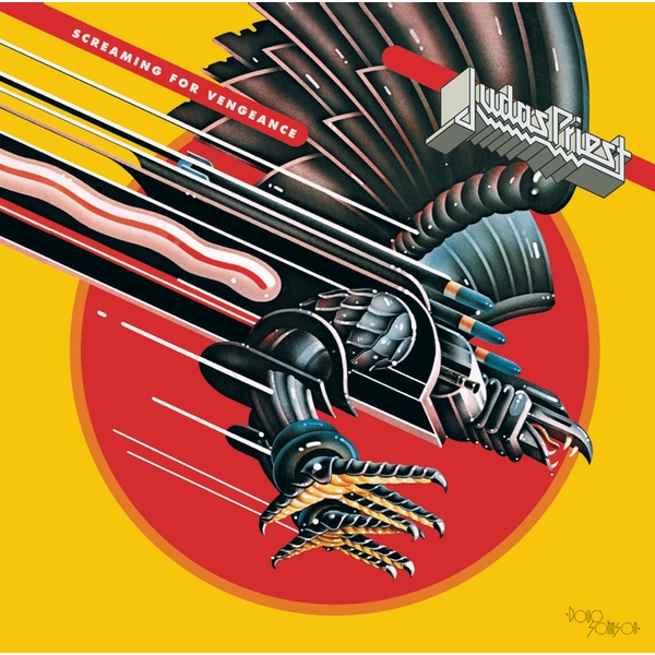 Judas Priest - Screaming For Vengeance Vinyl