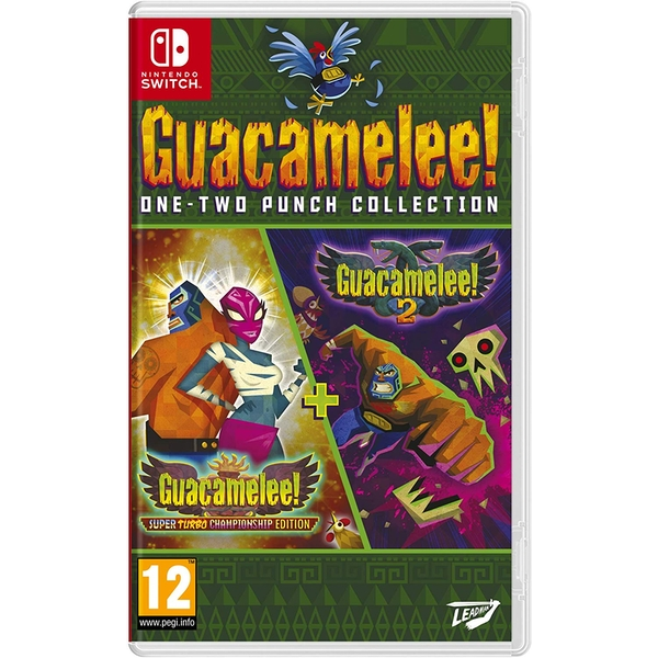 Guacamelee! One-Two Punch Collection Nintendo Switch Game