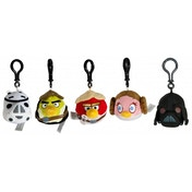 Angry Birds Star Wars Princess Leia Back Pack Clips