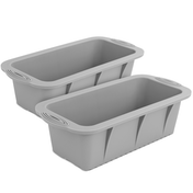 Silicone Loaf Tin - Set of 2 | Pukkr