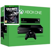 Xbox One Console with FIFA + Call of Duty Ghosts Game