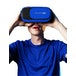 Stealth VR50 Virtual Reality Headset Blue (iOS & Android) - Image 2