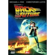Back To The Future 2005 DVD