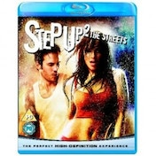 Step Up 2 The Streets Blu-ray