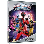Power Rangers Ninja Steel: Fusion (Volume 3) Episodes 9-12 DVD