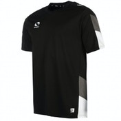 Sondico Venata Training Jersey Youth 13 (XLB) Black/Charcoal/White