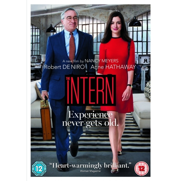 The Intern 2016 DVD