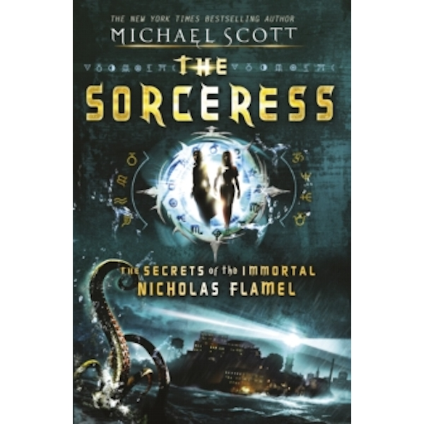 The Sorceress: Book 3 by Michael Scott (Paperback, 2010)