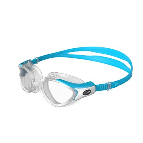 Speedo Futura Biofuse Flexiseal Female Goggles Adult Turquoise/Clear