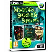 Mysteries Secrets and Shadows Triple Pack Game PC