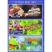 Muppets from Space / Muppets Take Manhattan / Kermit's Swamp