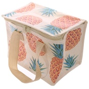 Tropical Pineapple Design Lunch Box Cool Bag