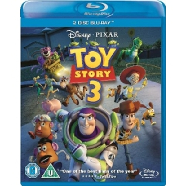 Toy Story 3 Blu-Ray