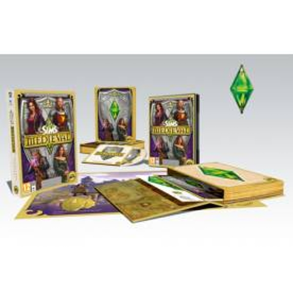 The Sims Medieval Collector's Edition Game PC