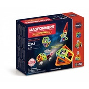 Magformers Space WOW Set (22 Piece)