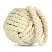 Rope Knot Door Stop | M&W
