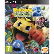 Pac-Man & The Ghostly Adventures 2 PS3 Game