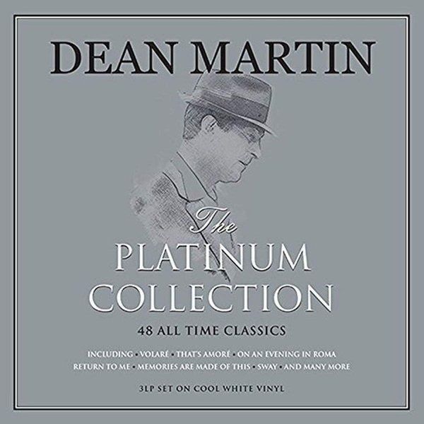 Dean Martin - Platinum Collection White  Vinyl
