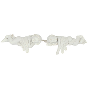 Pair of Laying Cherubs Pack Of 4