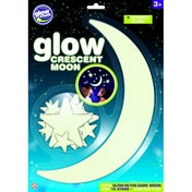 The Original Glowstars Company Glow Crescent Moon